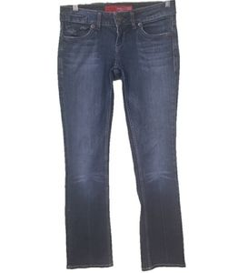 Guess 81 Straight Leg Stretch Jeans - Women's